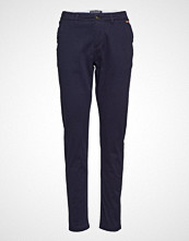 Superdry City Chino Pant Chinos Bukser Blå SUPERDRY