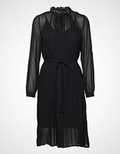 Soft Rebels Sally Dress Knelang Kjole Svart SOFT REBELS