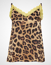 Sofie Schnoor Top T-shirts & Tops Sleeveless Gul SOFIE SCHNOOR
