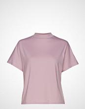Filippa K Alix Tee T-shirts & Tops Short-sleeved Rosa FILIPPA K