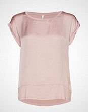 Soyaconcept Sc-Thilde T-shirts & Tops Short-sleeved Rosa SOYACONCEPT