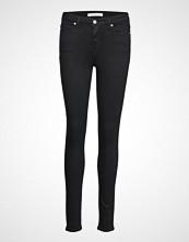 Calvin Klein Ckj 001 Super Skinny Skinny Jeans Svart CALVIN KLEIN JEANS