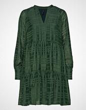 Yas Yasheather Ls Dress Kort Kjole Grønn YAS