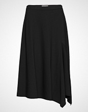 Betty Barclay Skirt Knelangt Skjørt Svart BETTY BARCLAY