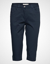 Brandtex Capri Pants Skinny Jeans Blå BRANDTEX