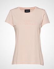 Peak Performance W Orig Tee T-shirts & Tops Short-sleeved Rosa PEAK PERFORMANCE