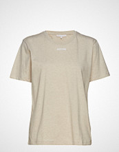 Aéryne Essential T-Shirt T-shirts & Tops Short-sleeved Beige AÉRYNE