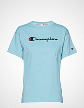 Champion Rochester Crewneck T-Shirt T-shirts & Tops Short-sleeved Blå CHAMPION ROCHESTER