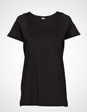 Puma Soft Sports Tee T-shirts & Tops Short-sleeved Svart PUMA