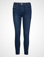 Mango Crop Skinny Isa Jeans Skinny Jeans Blå MANGO