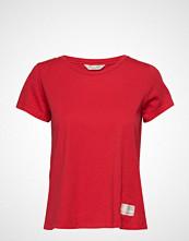 Odd Molly Raw Vibe Tee T-shirts & Tops Short-sleeved Rød ODD MOLLY