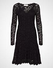 Rosemunde Dress Ls Kort Kjole Svart ROSEMUNDE