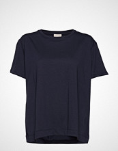 By Malene Birger Dria T-shirts & Tops Short-sleeved Blå BY MALENE BIRGER
