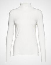 Esprit Casual T-Shirts Høyhalset Pologenser Hvit ESPRIT CASUAL