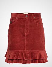 Odd Molly Power Hour Skirt Kort Skjørt Rød ODD MOLLY