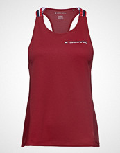Tommy Sport Classic Mesh Tank To T-shirts & Tops Sleeveless Rød TOMMY SPORT