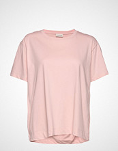 By Malene Birger Dria T-shirts & Tops Short-sleeved Rosa BY MALENE BIRGER