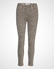 Mango High Waist Skinny Noa Jeans Skinny Jeans Beige MANGO
