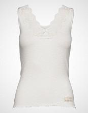Odd Molly Rib-Eye Tank T-shirts & Tops Sleeveless Hvit ODD MOLLY