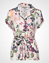 By Malina Sorella Blouse Bluse Kortermet Multi/mønstret BY MALINA