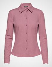 Stine Goya Jana, 624 Glitter Jersey Langermet Skjorte Rosa STINE GOYA