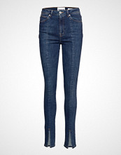 Tomorrow Bowie Hw Jeans Special Prato Skinny Jeans Blå TOMORROW