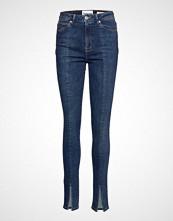 Tomorrow Bowie Hw Jeans Special Prato Skinny Jeans Blå TOMORROW