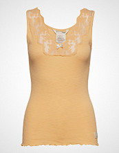 Odd Molly Rib-Eye Tank T-shirts & Tops Sleeveless Gul ODD MOLLY