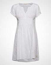 Odd Molly Facile Flower Dress Kort Kjole Hvit ODD MOLLY