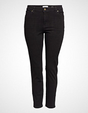 Violeta by Mango Jeans Bi-Stretch Push-Up Irene Skinny Jeans Grå VIOLETA BY MANGO