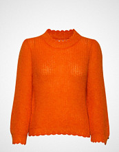 Odd Molly Savage Sweater Strikket Genser Oransje ODD MOLLY