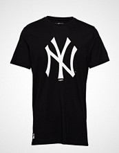 New Era Team Logo Tee Neyyan T-shirts Short-sleeved Svart New Era