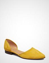 Carla F Shoes Ballerinasko Ballerinaer Gul Carla F