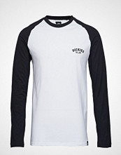 Dickies Dickies Baseball T-shirts Long-sleeved Hvit Dickies