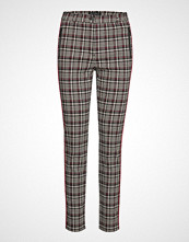 Betty Barclay Pants Classic 1/1 Length Bukser Med Rette Ben Multi/mønstret Betty Barclay