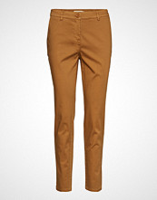 Soaked in Luxury Lillan Chino Pants Chinos Bukser Brun Soaked In Luxury
