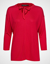 Betty Barclay Shirt Long 3/4 Sleeve T-shirts & Tops Long-sleeved Rød Betty Barclay