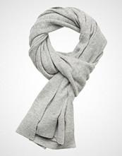 Calvin Klein Boiled Wool Scarf W, Skjerf Grå CALVIN KLEIN