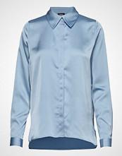 Twist & Tango Penelope Shirt Langermet Skjorte Blå TWIST & TANGO