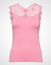 Minus Vanessa Top T-shirts & Tops Sleeveless Rosa MINUS