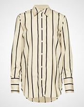 Soaked in Luxury Sl Konnie Shirt Ls Langermet Skjorte Creme SOAKED IN LUXURY