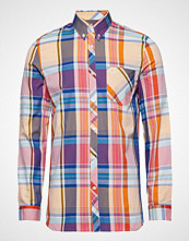 Fred Perry Madras Check Shirt Skjorte Uformell Multi/mønstret Fred Perry