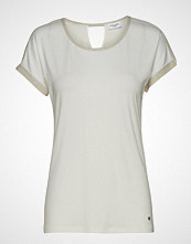 Gerry Weber Edition T-Shirt Short-Sleeve T-shirts & Tops Short-sleeved Hvit GERRY WEBER EDITION