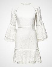 By Malina Ettie Mini Dress Kort Kjole Hvit BY MALINA