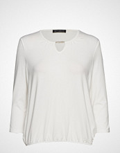 Betty Barclay Shirt Short 3/4 Sleeve T-shirts & Tops Long-sleeved Hvit Betty Barclay