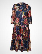Lollys Laundry Olivia Dress Knelang Kjole Multi/mønstret LOLLYS LAUNDRY