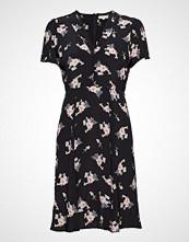 by Ti Mo 50s Dress Knelang Kjole Svart BY TI MO