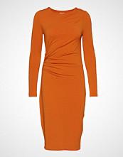 InWear Trude Dress Knelang Kjole Oransje INWEAR