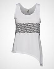 Puma Bold Logotank T-shirts & Tops Sleeveless Hvit PUMA