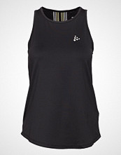 Craft Lux Singlet T-shirts & Tops Sleeveless Svart Craft
